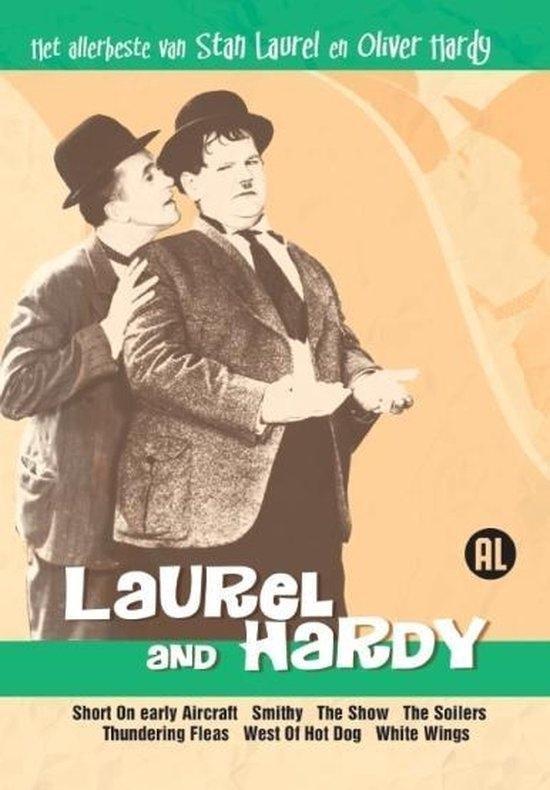 Cover van de film 'Laurel & Hardy - Beste Van 4'