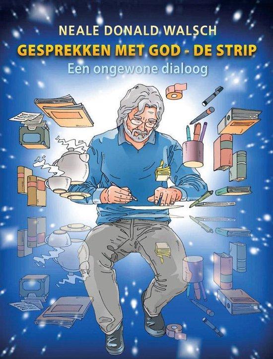 Gesprekken met God - de strip - Neal Donald Walsch |