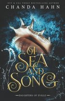 Boek cover Of Sea and Song van Chanda Hahn