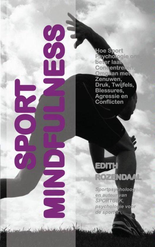 Boek cover SportMindfulness van Edith Rozendaal (Paperback)