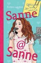 Boek cover Sanne  -   Sanne @ Sanne van Evelien van Dort
