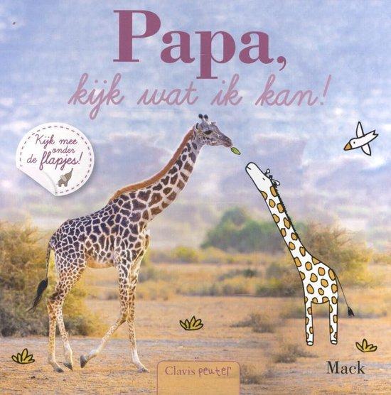 Papa, kijk wat ik kan!