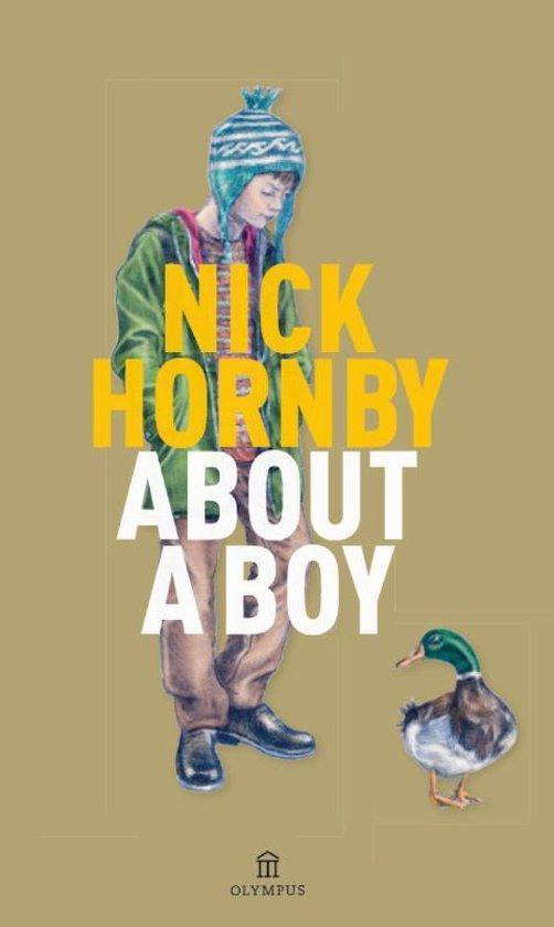 Boek cover About a boy van Nick Hornby (Paperback)