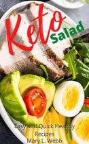 Keto Salad Cookbook