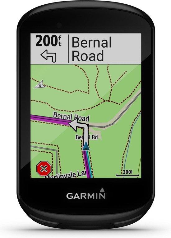 Garmin Edge 830 Fietscomputer - Zwart