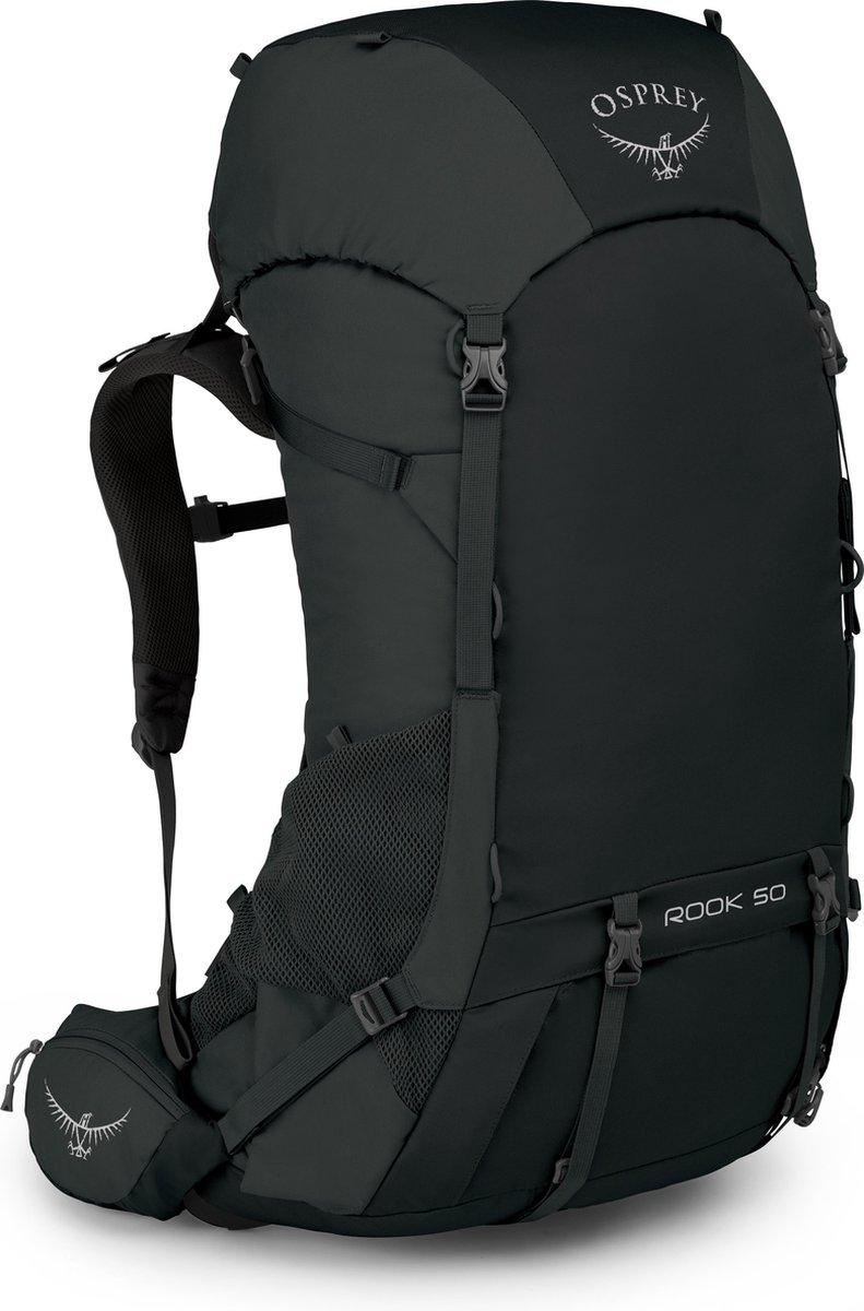Osprey Rook 50l backpack - Rugzak - zwart - one size