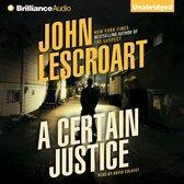 Omslag Certain Justice, A