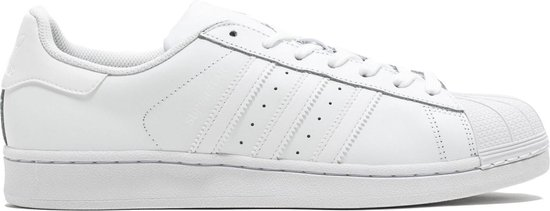 adidas Superstar Foundation - Sneakers - Unisex - Maat 43 1/3 - Wit