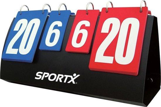 Afbeelding van het spel SportX Draagbaar Scorebord tot 30 Punten