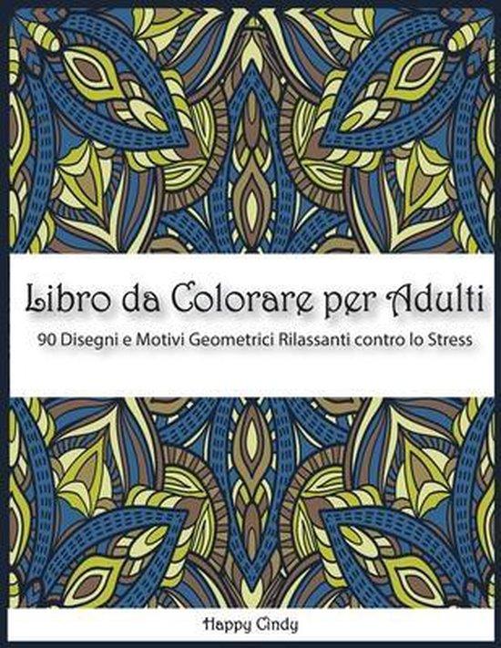 Libro da Colorare per Adulti