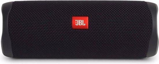 JBL Flip 5 Zwart - Draagbare Bluetooth Speaker
