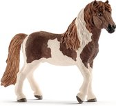 Schleich Ijslandse pony hengst 13815 - Paard Speelfiguur - Horse Club - 11,8 x 3,5 x 9,4 cm