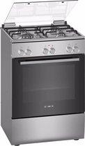 Bosch HXA090D50N - Vrijstaand fornuis - RVS
