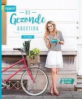 Boek cover Njam! - De gezonde goesting van Steffi Vertriest (Hardcover)
