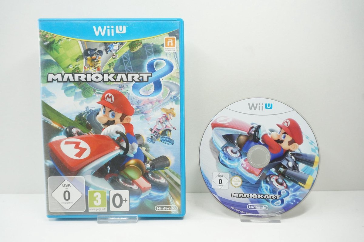 Mario Kart 8 - Wii U - Nintendo