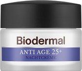Biodermal Anti Age 30+ - Nachtcrème tegen huidveroudering - 50ml