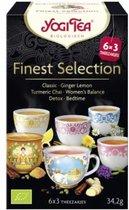 Yogi tea Finest Selection Biologisch 18 stuks