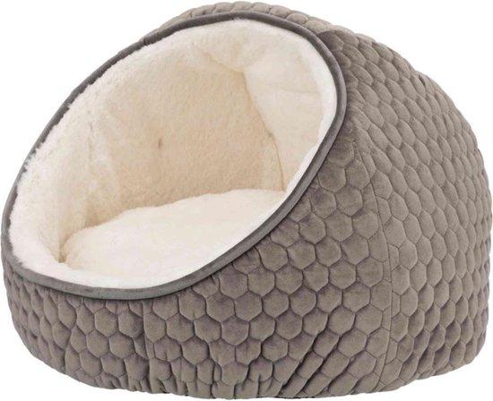 Trixie relax-iglo livia taupe / crÈme 45x33x25 cm