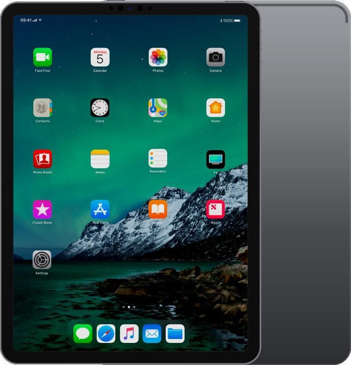 Apple iPad Pro 3 12.9 inch - 64GB - Wi-Fi + 4G - Space Gray - A-grade
