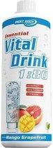 Low Carb Vital Drink 1000ml Pink Grapefruit