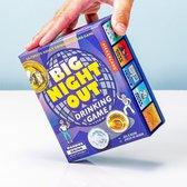 Kikkerland Big Night Out drankspel – Bordspel – 3-6 Personen – Partygame - Feest