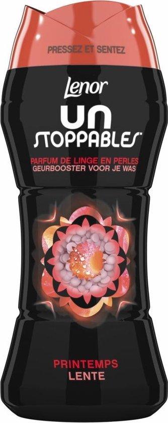Lenor Unstoppables Geurbooster Lente - Voordeelverpakking 90 Wasbeurten - Wasmiddel Parfum