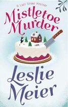 Omslag Mistletoe Murder