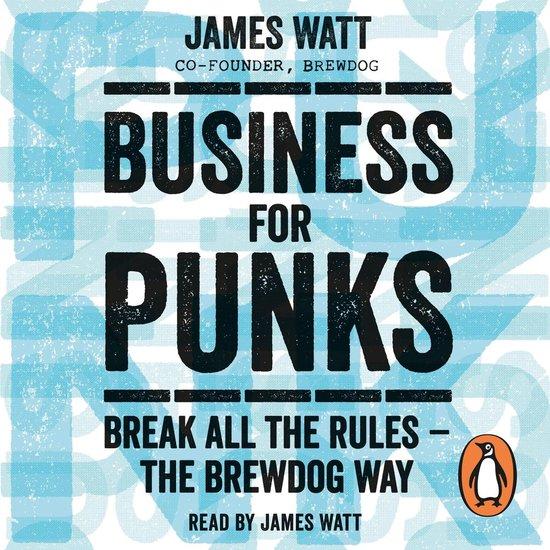 Boek cover Business for Punks van James Watt (Onbekend)