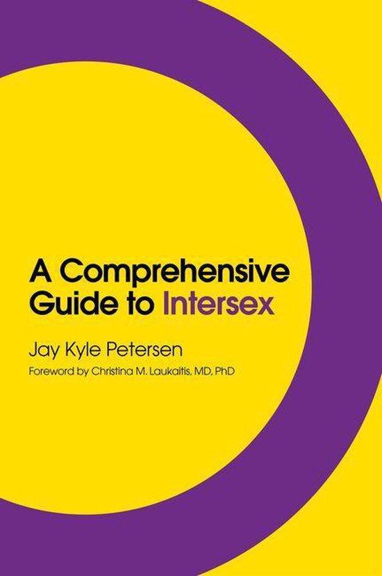 Boek cover A Comprehensive Guide to Intersex van Jay Kyle Petersen (Onbekend)