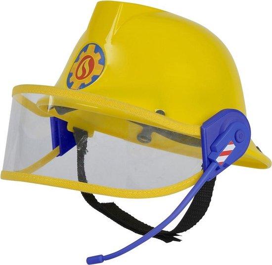 Brandweerman Sam Helm M/Micro & Verst.Riem