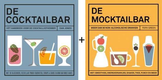De cocktailbar + De mocktailbar