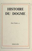 Histoire du dogme