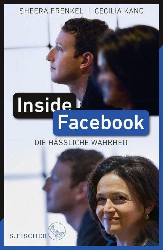 Boek cover Inside Facebook van Sheera Frenkel (Onbekend)
