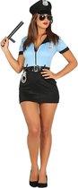 Politie & Detective Kostuum | Handjes Thuis Agente | Vrouw | | Carnaval kostuum | Verkleedkleding