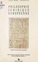 Philosophie juridique européenne