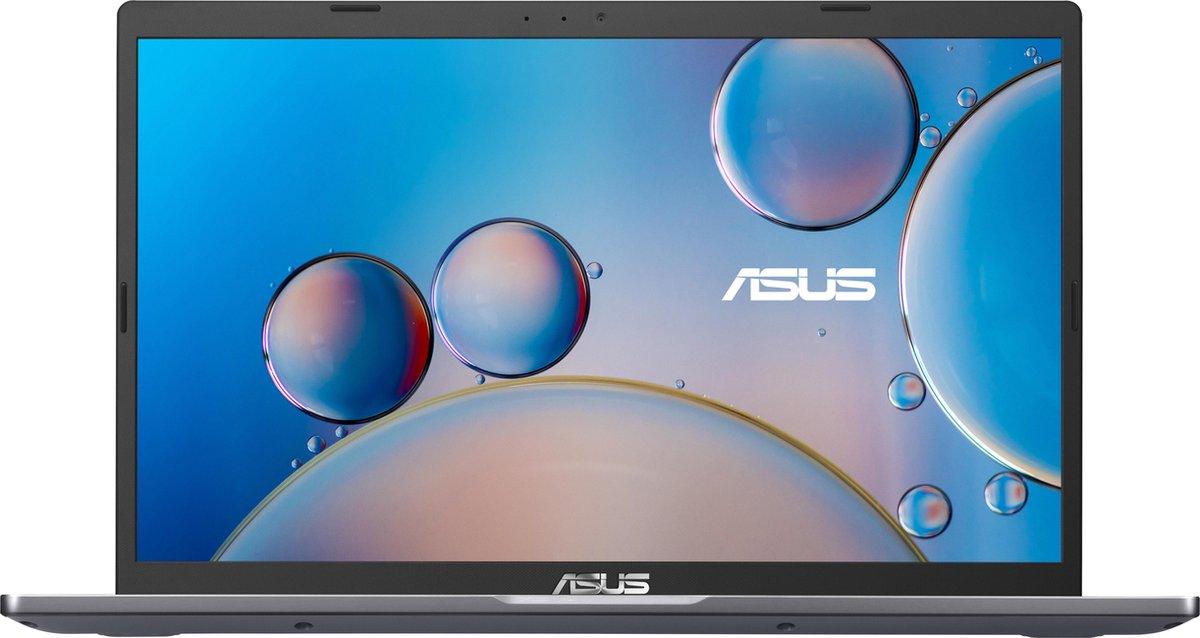 """ASUS X415JA-EK023T DDR4-SDRAM Notebook 35,6 cm (14"""") 1920 x 1080 Pixels Intel® 10de generatie Core™ i3 8 GB 256 GB SSD Wi-Fi 5 (802.11ac) Windows 10 Home S Grijs"""