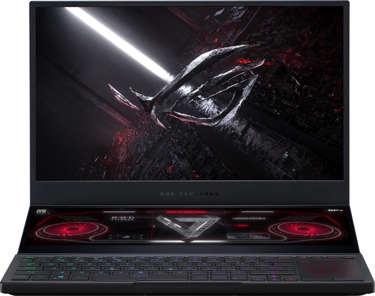 ASUS ROG Zephyrus Duo 15 SE GX551QR-HB027T - Gaming Laptop - 15.6 inch - 120 Hz
