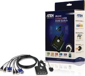 Cable KVM 2-Port USB Cable KVM Switch