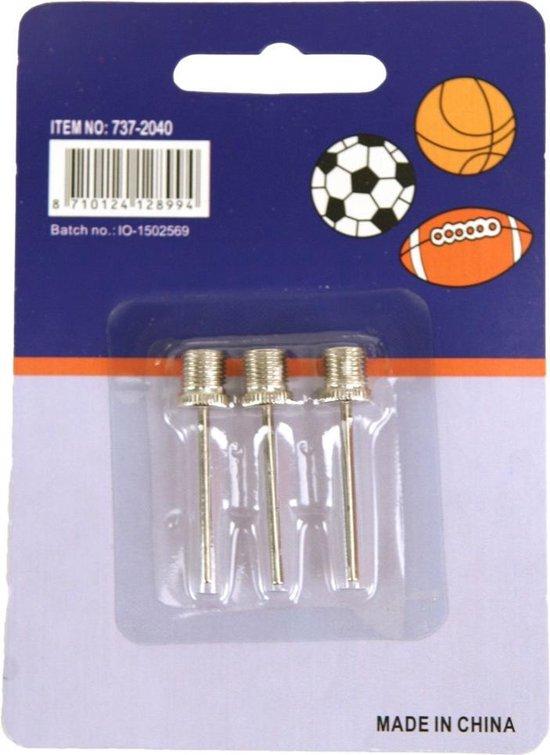 Naaldenset Voor Ballen