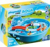 PLAYMOBIL 1.2.3. Aqua Vrolijke waterbaan - 70267