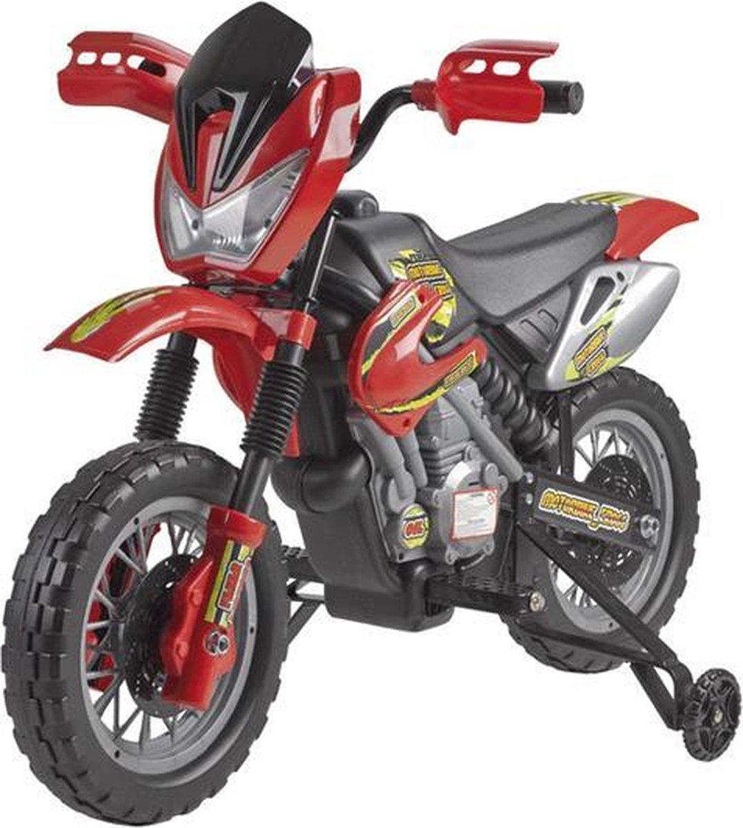 Feber Motorfiets Cross Motor Kinderen Elektrisch