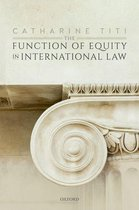 Omslag The Function of Equity in International Law