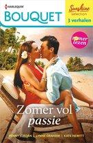Omslag Bouquet Sunshine Selection - Zomer vol passie