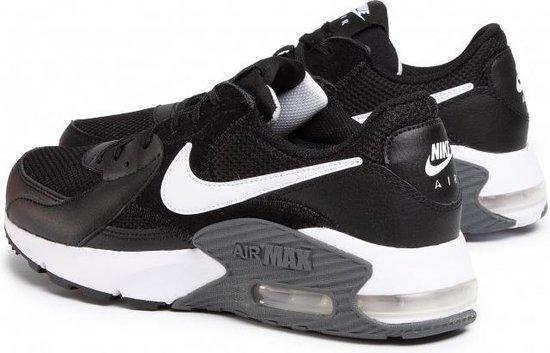 Nike Air Max Excee Heren Sneakers - Black/White-Dark Grey - Maat 44.5