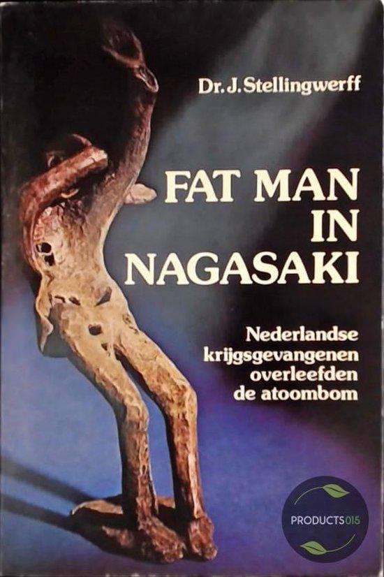 Fat man in nagasaki