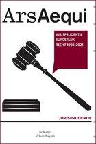 Ars Aequi Jurisprudentie  -   Jurisprudentie Burgerlijk recht 1905-2021