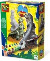 SES - Gieten en schilderen - T-rex