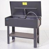 Datona® Ontvetterbak - 176 liter - Zwart