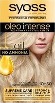 -SYOSS Color Oleo Intense 10-50 Licht Asblond haarverf - 1 stuk-aanbieding