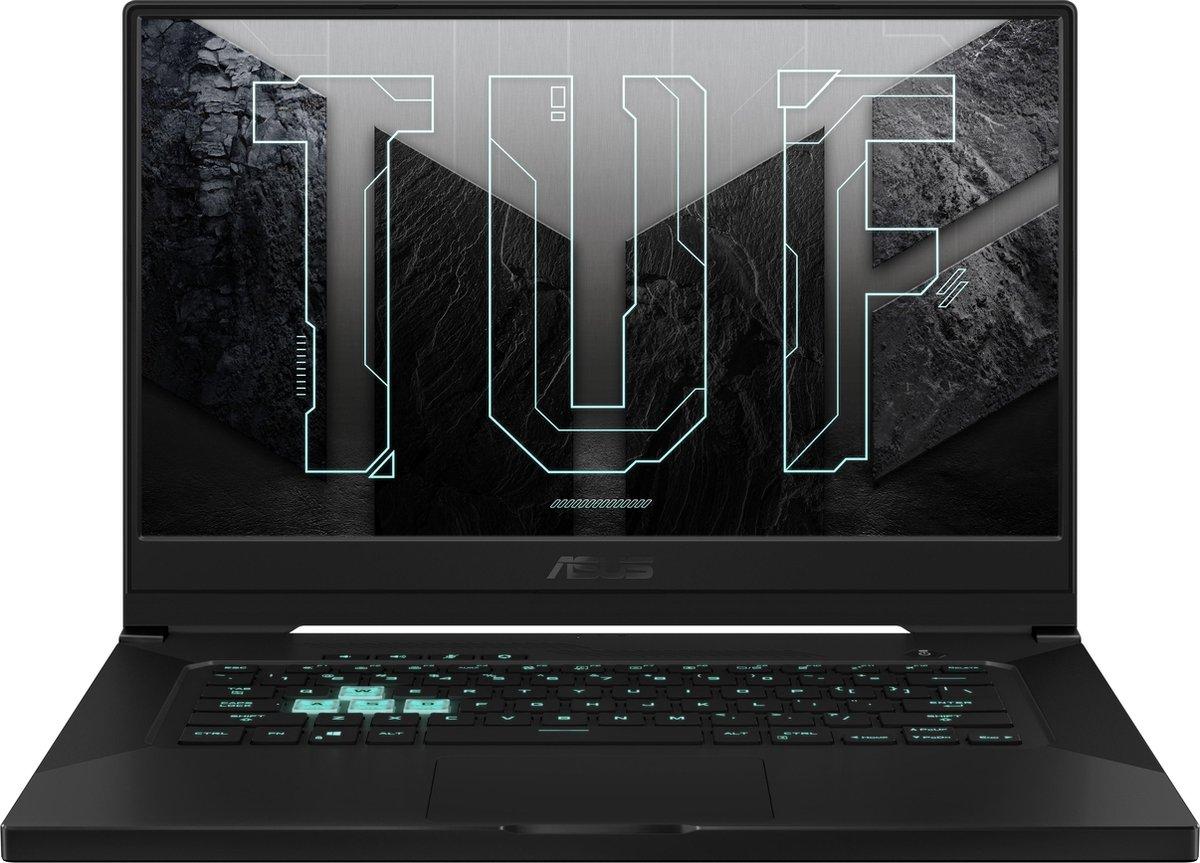 ASUS TUF Dash F15 FX516PR-HN002T-BE - Gaming Laptop - 15.6 inch - 144 Hz - AZERTY